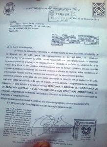 carta_a_policia